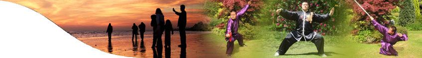 TAIJIQUAN section - Beginners - Display index page